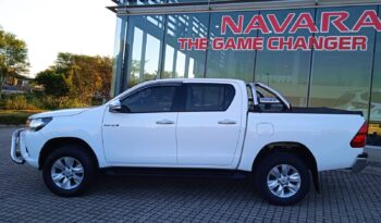 Toyota Hilux Double Cab 2016 full