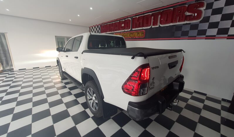 Toyota Hilux Double Cab 2019 full